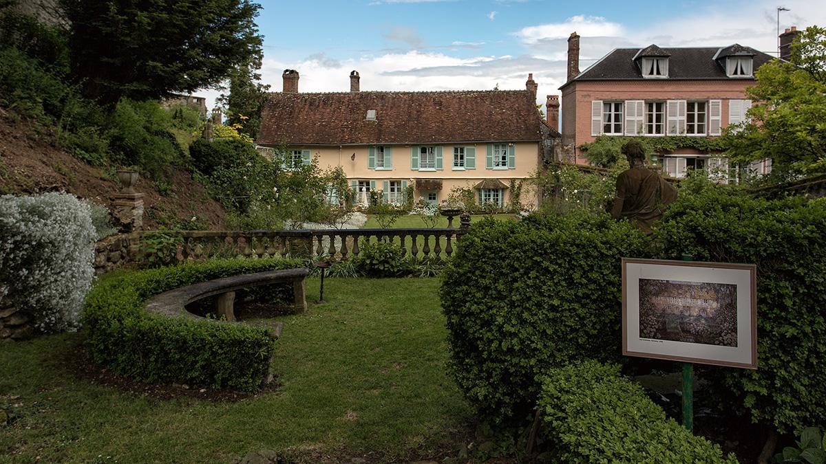 Jardins Henri Le Sidaner
